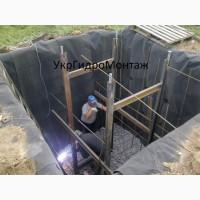 Устройство фундамента под водонапорную башню Рожновского ВБР, реставрация вся Украина