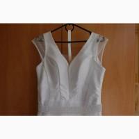 Свадебное платье ( фата в подарок)