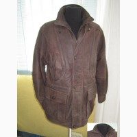 Кожаная мужская куртка Echt Leder. Германия. Лот 651