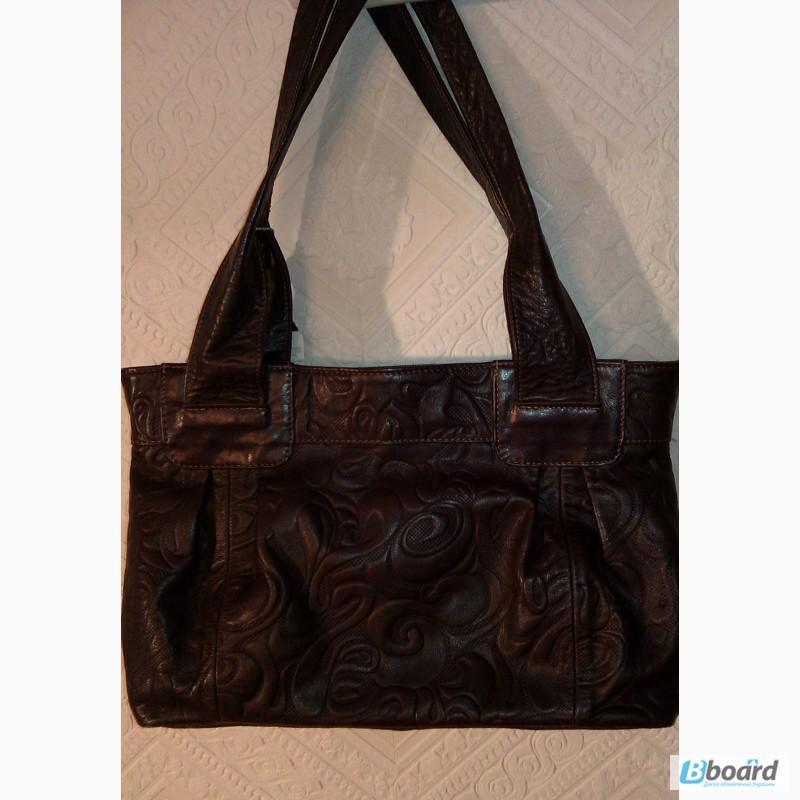 Фото 3. Новая кожаная сумка для деловой женщины фирмы diamond