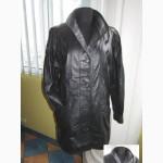 Стильная женская кожаная куртка ECHT LEDER. Лот 438