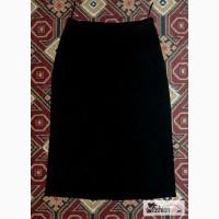 Черная юбка-карандаш. Размер 50-52 производства Польши фирмы Bomaq