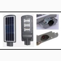 Светодиодный прожектор на солнечной батарее(пр-во Германия)