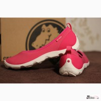 Продам балетки Crocs Dueta Busy shoes Ladies Кроксы женские оригинал