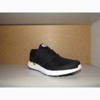 Черные беговые кроссовки Adidas Galaxy 3M