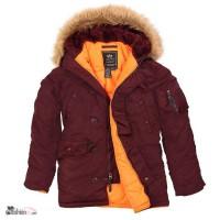 Оригинальные куртки Аляски от официального дилера Alpha Industries Inc. USA