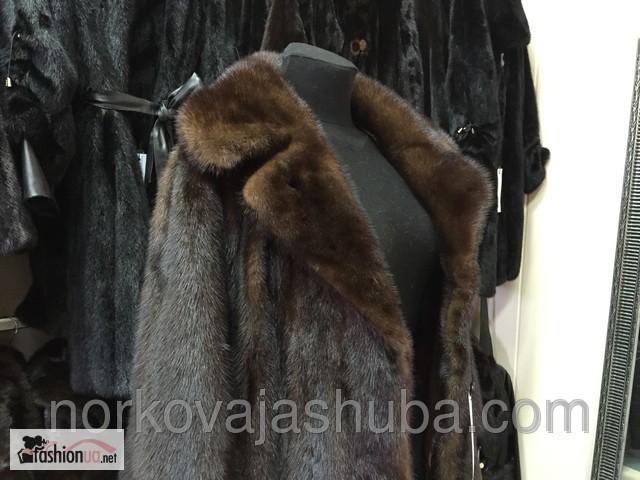 Фото 3. Натуральная норковая шуба самые низкие цены