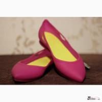 Продам балетки Crocs Rio Flat Shoes Ladies Крокс оригинал