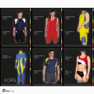 Спортивная форма, пошив на заказ спортивной формы
