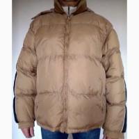 Куртка мужская с капюшоном, большая, тёплая, лёгкая 54-56р