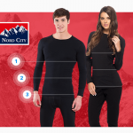 Термобелье Nord City, женское, мужское, комплекты
