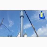 Водонапорные башни. Изготовление и производство водонапорных башен в Украине