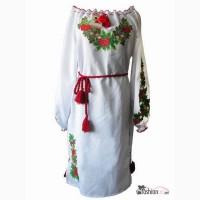 Вишиті плаття