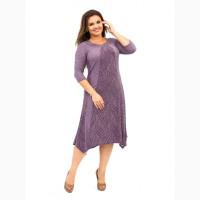 Оригинальное нарядное платье, большие размеры 56-66! Модель 332