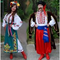 Украинские национальные костюмы напрокат