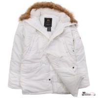 Самые лучшие зимнии куртки - N-3B Parka Аляска от Alpha Industries Inc. купить в Украине