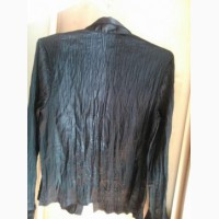 Блузка чёрная женская