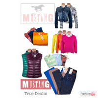 Мужская и женская одежда Mustang