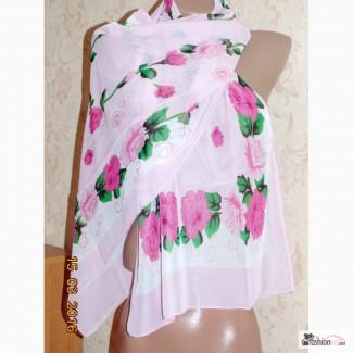Качественный нарядный шарф