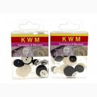 Фурнитурный набор KWM 6 хамелеон-белый MN5-570006