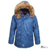 Лучшая зимняя куртка - Аляска от Alpha Industries, USA - Оригинал
