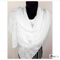 Белые шарфы