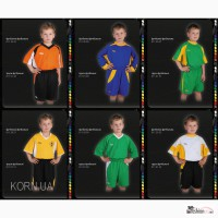 Детская футбольная форма, пошив на заказ формы для детей