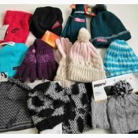 Продам Шапки, шарфы, перчатки стоковые оптом