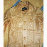 Кожаная мужская куртка UNICUIR. Италия. Лот 570