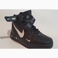 Найк кроссовки высокие спорт Эир-форс Nike Air Force мелитополь