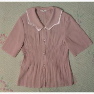 Нарядная импортная блузка размер 52