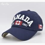 Бейсболка Canada