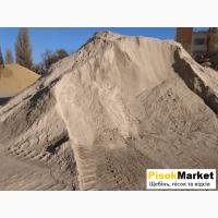 Пісок крупнозернистий Луцьк купити пісок в PisokMarket