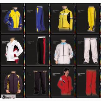 Спортивные костюмы, на заказ, пошив спортивных костюмов