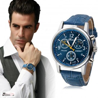 Мужские Наручные часы Tissot style, Синий