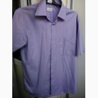 Рубашка фиолетовая