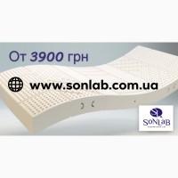 Латексный беспружинный матрас SoNLaB Latex Т18