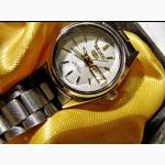 Часы женские, новые SEIKO (Made in Japan) с кварцевым механизмом MIYOTA