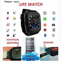 Уникальне смарт часы Life Watch лечат. Сделай предзаказ новинки
