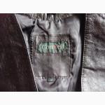 Фирменная мужская кожаная жилетка CONWELL. Англия. Лот 448