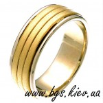 Обручальные кольца изготовить из своего материала