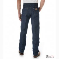 Джинсы Wrangler 0013MWZ Cowboy Cut Original Fit Jean Rigid (жесткие)