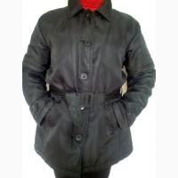 Добротная утеплённая куртка дождевик повседневная, Naf Naf Франция