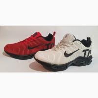 Кроссовки осенние Nike Tn Vm Реплика прорезиненный текстиль силикон резина Мелитополь Опт