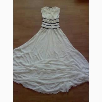 Платье вечернее на высокий рост. Размер S, можно на М