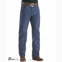 Джинсы Wrangler 31MWZDN Cowboy Cut Relaxed Fit Jean Rigid (жесткие)