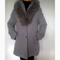 Пальто женское с воротником, Italia, 46-48 р