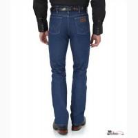 Джинсы Wrangler 0935 Cowboy Cut Slim Fit Boot Jean Rigid (жесткие)