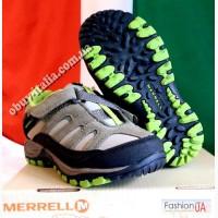 Кроссовки детские кожаные Merrell Chameleon 4 Z-RAP п-о Вьетнам оригинал