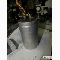 Конденсатор : К42 - 19, 10 мкф 500 в, пусковой
